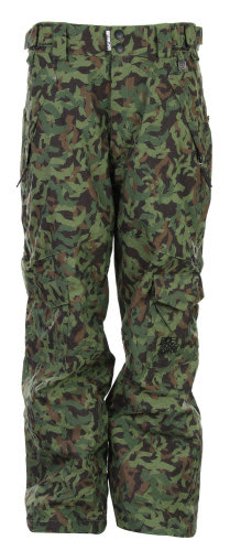 Ride Phinney Snowboard Pants Mind Games Canteen