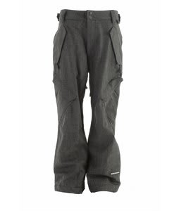 Ride Phinney Snowboard Pants Black Denim