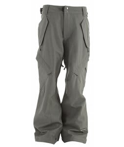 Ride Phinney Snowboard Pants Light Gray Denim