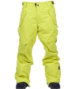 Ride Phinney Snowboard Pants Limelight