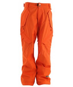 Ride Phinney Snowboard Pants Orange