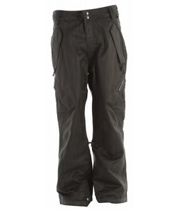 Ride Phinney Snowboard Pants Charcoal Denim