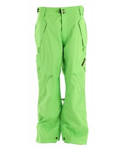 Ride Phinney Snowboard Pants Green