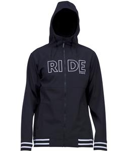 Ride Pike Bonded Softshell Black