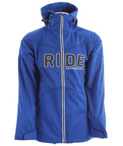 Ride Pike Hoodie Bright Indigo