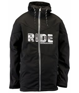 Ride Pike Hoodie Black