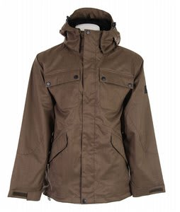Ride Pioneer 3 In 1 Snowboard Jacket Canteen