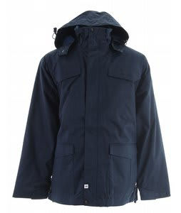 Ride Pioneer Snowboard Jacket Dark Peacock
