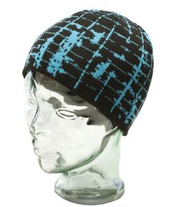 Ride Plaid Beanie Black