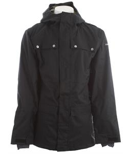 Ride Rainier Snowboard Jacket Black Twill