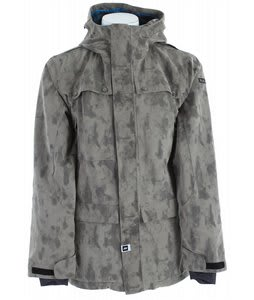 Ride Rainier Snowboard Jacket Dirty Denim