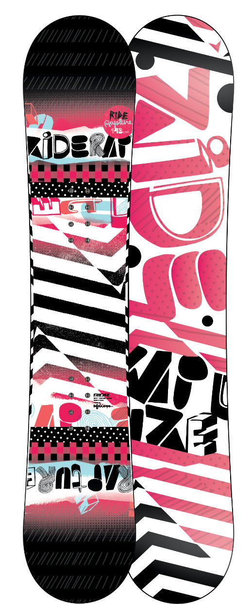 Shop for Ride Rapture Snowboard 143 - Women's