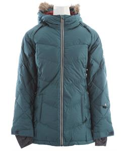 Ride Ravenna Snowboard Jacket Blue Marine