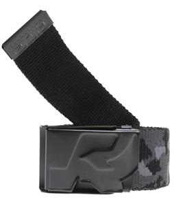 Ride Reversible Webbing Belt Black
