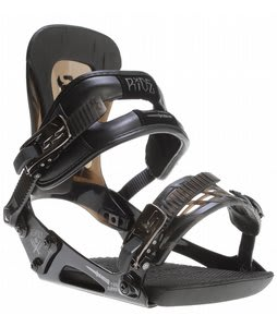 Ride Revolt Snowboard Bindings Black