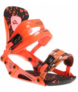 Ride Revolt Snowboard Bindings Orange