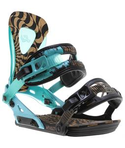 Ride Revolt Snowboard Bindings Wild Ice