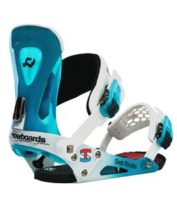 Ride Revolt Sebastien Toutant Pro Model Snowboard Bindings Seb Toots