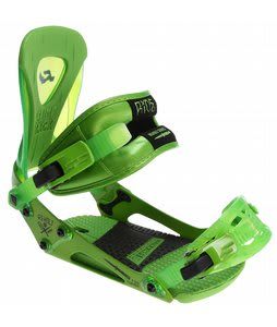 Ride Revolt Snowboard Bindings Lime