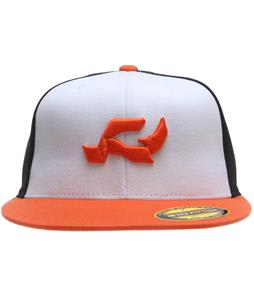 Ride R Logo 210 Fit Cap Orange