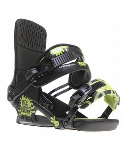 Ride Rodeo Snowboard Bindings Black