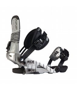 Ride Rodeo Snowboard Bindings Chrome