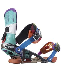 Ride Rodeo Snowboard Bindings Franken