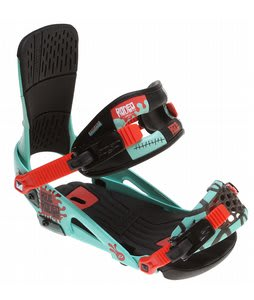 Ride Rodeo Snowboard Bindings Seafoam