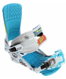 Ride Rodeo Snowboard Bindings More Fun