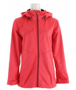 Ride Roxbury Snowboard Jacket Strawberry