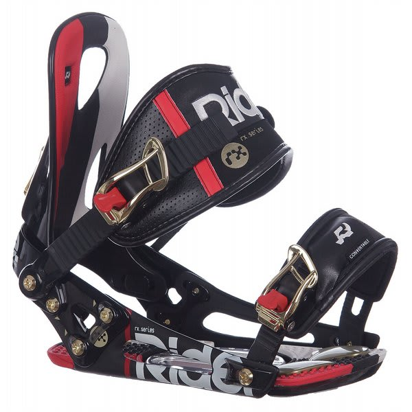 Ride RX Snowboard Bindings