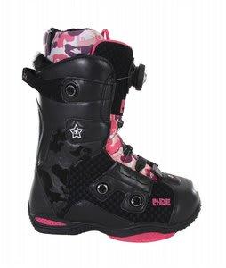 Ride Sash BOA Coiler Snowboard Boots