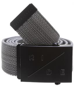Ride Scout Webbing Belt