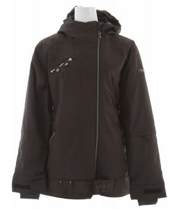 Ride Seward Insulated Snowboard Jacket Black