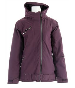 Ride Seward Insulated Snowboard Jacket Deep Plum