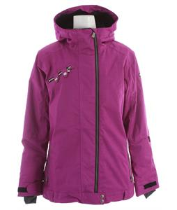 Ride Seward Snowboard Jacket Dark Violet Twill