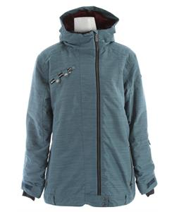 Ride Seward Snowboard Jacket Steel Blue Slub