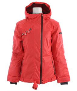 Ride Seward Snowboard Jacket Strawberry Diamond Emboss