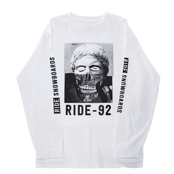 Ride Skull L/S T-Shirt