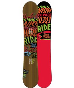 Ride Slackcountry UL Snowboard 168