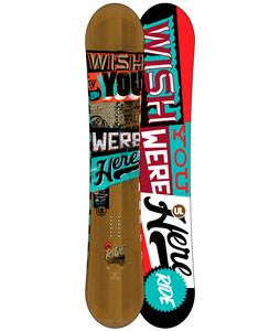 Ride Slackcountry UL Snowboard 161