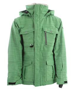 Ride Sodo Snowboard Jacket Green Slub