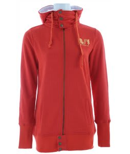 Ride Sparkle Fullzip Hoodie Mandarin