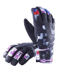 Ride Stellar Gloves Spaceknuckle Print