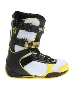 Ride Strapper Keeper Snowboard Boots Yellow