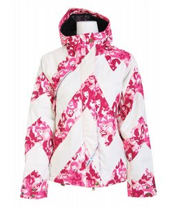 Ride Tokidoki Snowboard Jacket Pink Toki Print