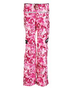 Ride Tokidoki Snowboard Pants Pink Toki Print