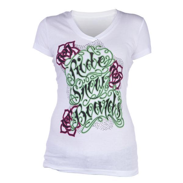 Ride Type Script T-Shirt