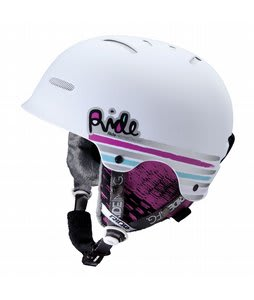 Ride Vogue Snowboard Helmet White