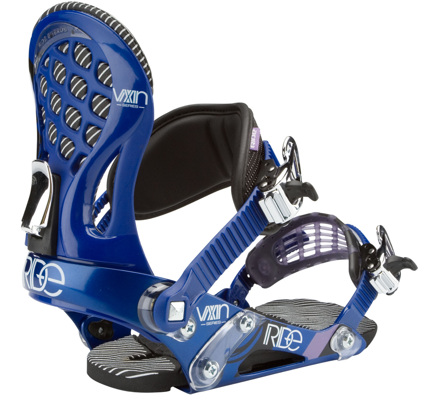 Shop for Ride VXN Snowboard Bindings Royal - Women's